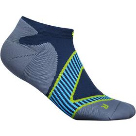 Bauerfeind Run Performance Low Cut Socks Men, azul